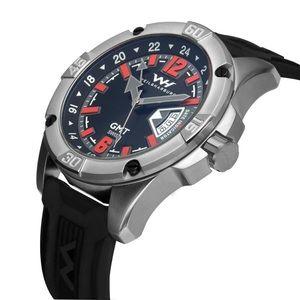 Weil & Harburg Swiss GMT Leade Mens Watch